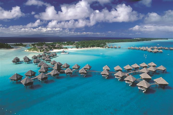 Bora Bora, Tahiti