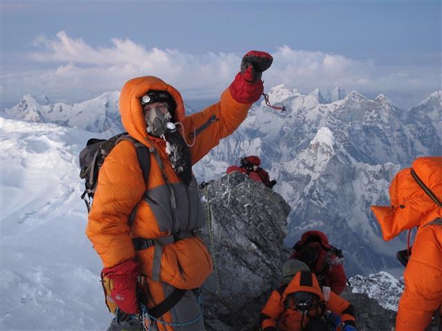 Scalare Everest
