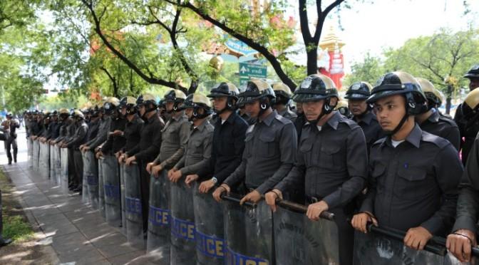 Il Turismo a Bangkok continua nonostante le proteste dei manifestanti