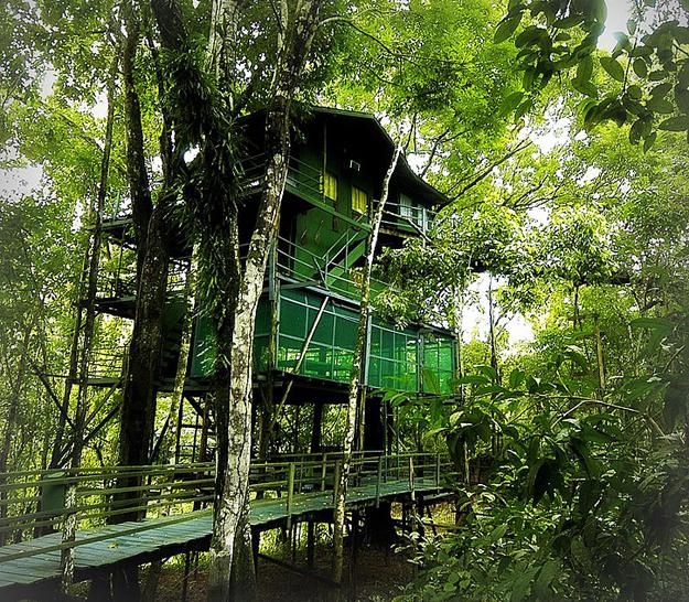 Ariau Amazon Towers Hotel , Brasile