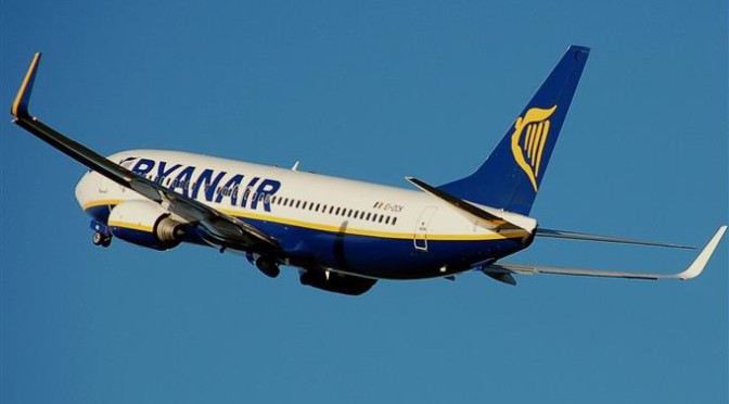 Novità Ryanair: Posti assegnati e dispositivi elettronici accesi dal decollo