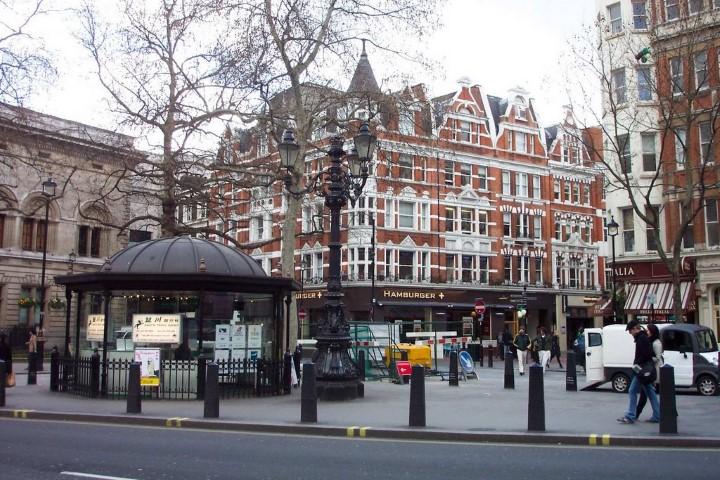 Bookshops of Charing Cross Road