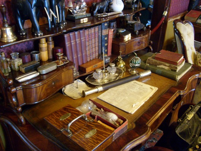 Sherlock Holmes Museum & Shop
