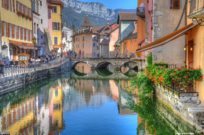 11. Annecy, France