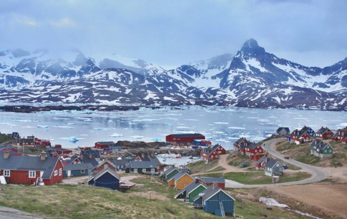 13. Ittoqqortoormiit, Greenland