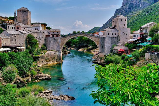 15. Mostar, Bosnia & Herzegovina