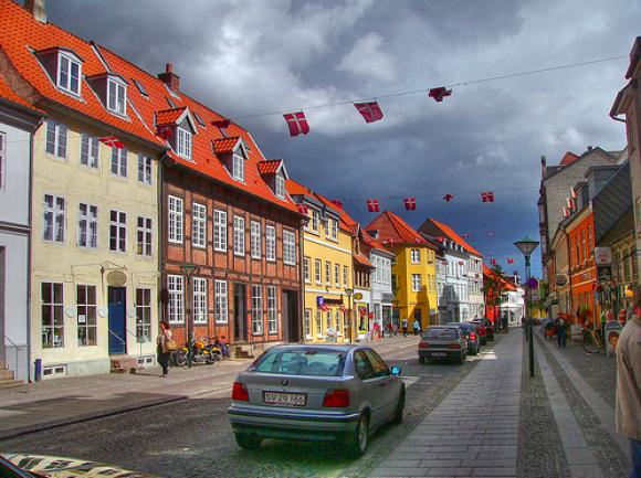 16. Odense, Denmark