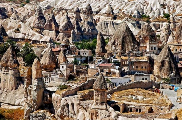 18. Goreme, Turkey