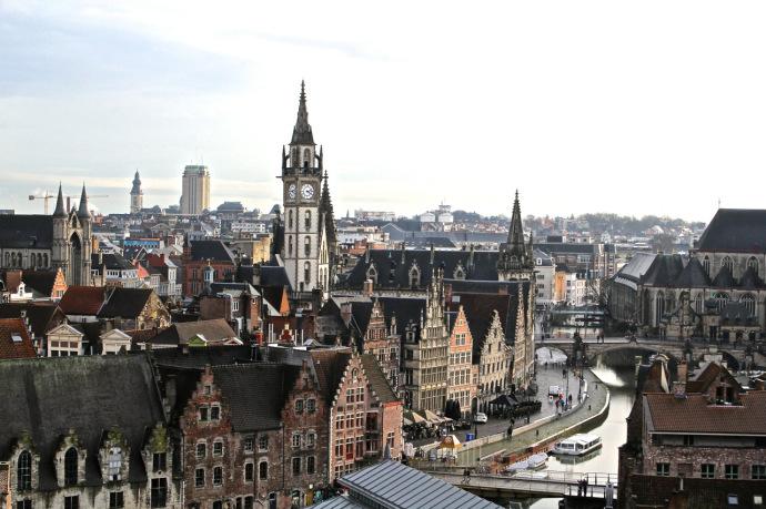 19. Ghent, Belgium
