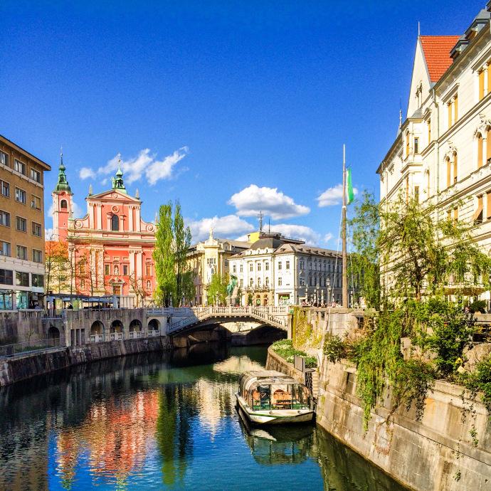 20. Ljubljana, Slovenia
