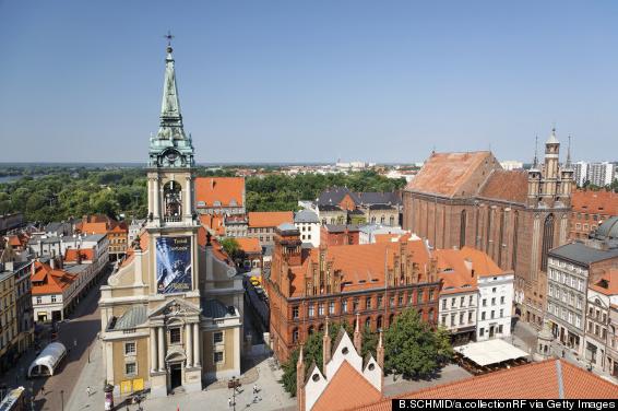 21. Toruń, Poland