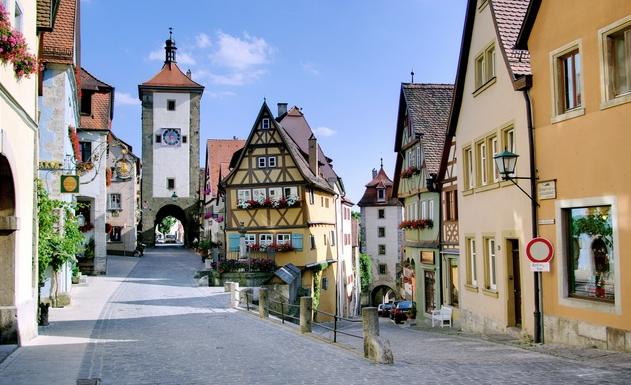 22. Rothenberg, Germany
