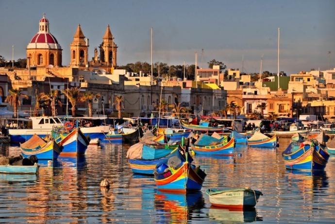 3. Marsaxlokk, Malta