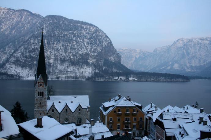 4. Hallstatt, Austria