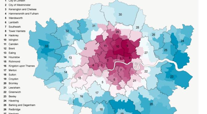 Londra: in quale quartire abitare? Scoprite quello che fa per voi.