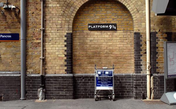 In viaggio nei luoghi di Harry Potter