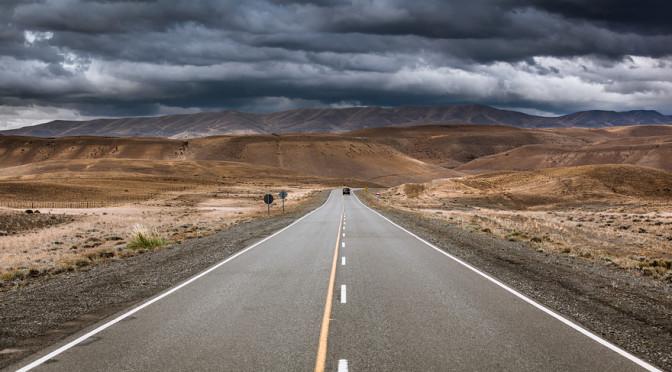 8000 km in 30 giorni: il mio percorso fotografico fino in Patagonia