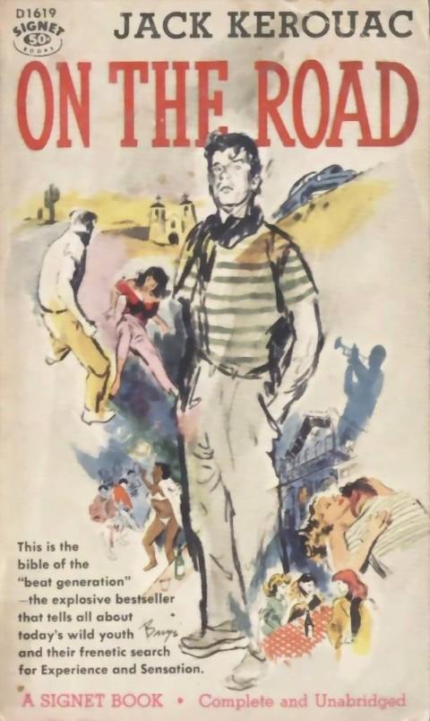 On the Road, di Jack Kerouac (1957)