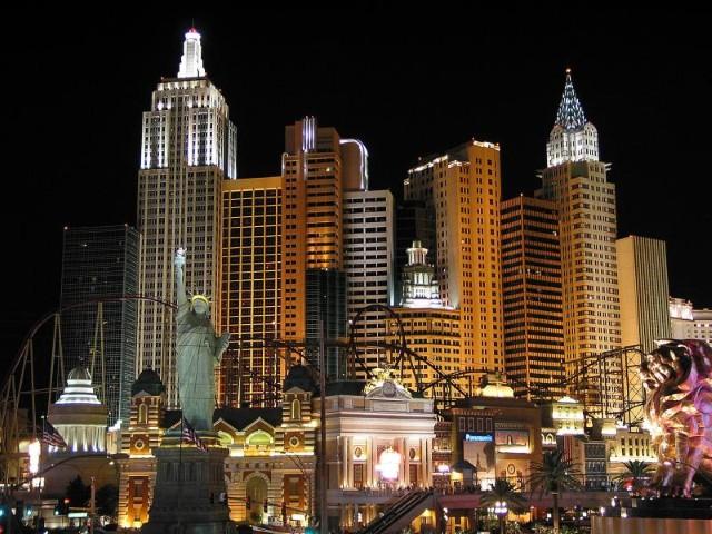 Las Vegas Hotel Guide – New York, New York Hotel & Casino