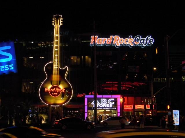Nobu Restaurant Hard Rock Cafe Las Vegas