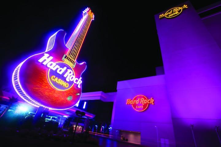 Las Vegas Hotel Guide – Hard Rock Hotel