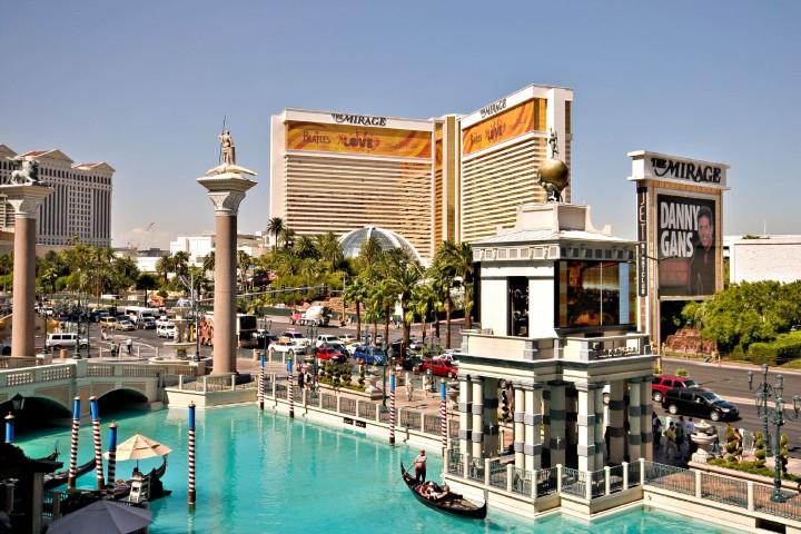 Las Vegas Hotel Guide – The Mirage