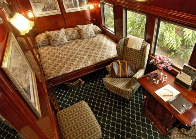 Travel the World on the Orient Express