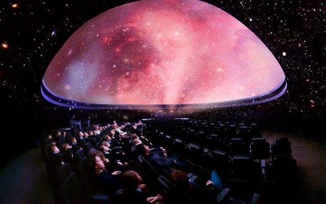 Get Stars in Your Eyes at The London Planetarium
