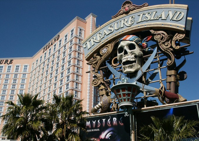 Las Vegas Hotel Guide – Treasure Island