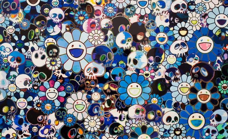 takashi-murakami-at-the-gagosian-gallery-hong-kong-jan-2013-0