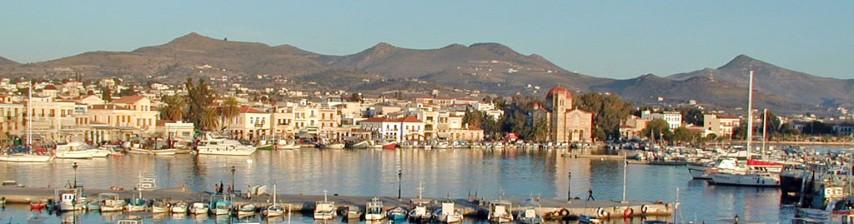 Aegina_port