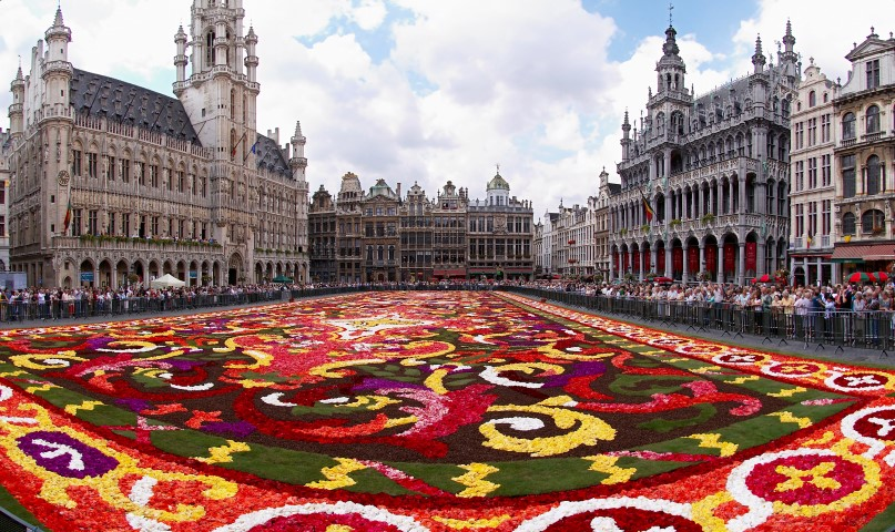Brussels – Belgium: Small country, big personality – City Guide