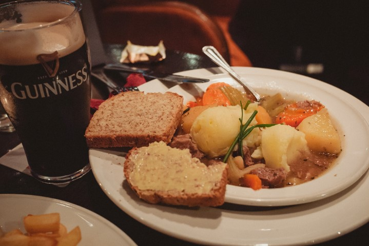 Ireland – Food & Wine Holidays in Europe