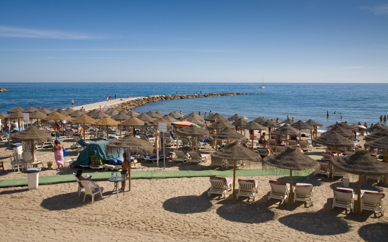 The Costa del Sol – The Sun, Sea & Sand of Spain