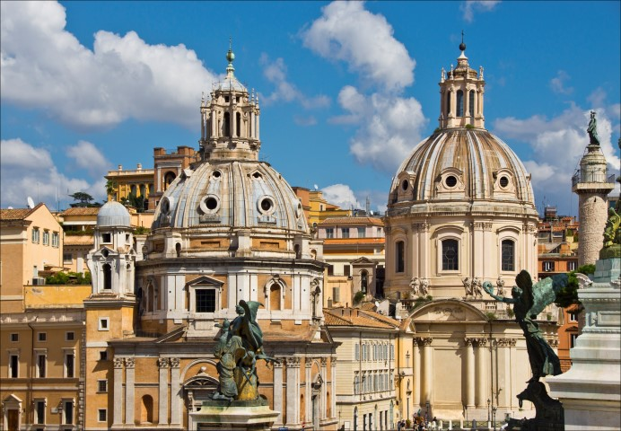 Rome Sights  – The Eternal City – City Guide