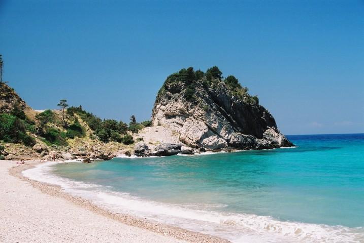 Samos-Potami-Bucht