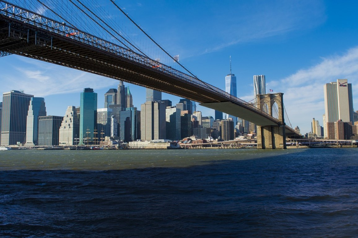 the importance of the history of the brooklyn bridge pier