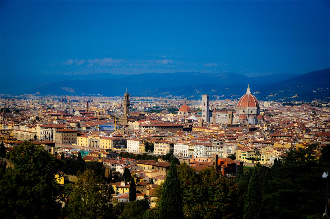 Florence Nights – Florence: Italy's Renaissance Gem – City Guide