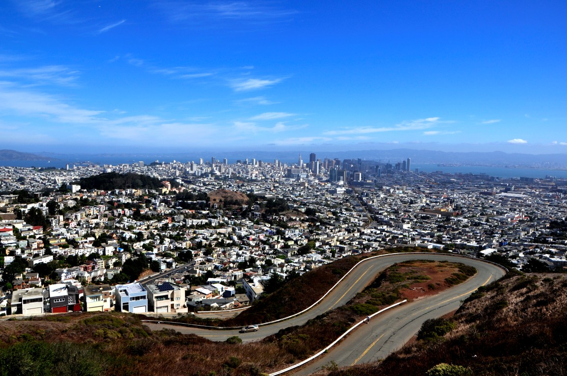 San Francisco Sights – California Dreamin'