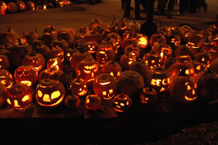 Halloween is perhaps one if the most celebrated holiday in the United States.  Dressing up, trick,r,treating and of course picking and carving pumpkins  all